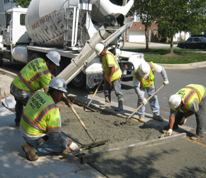 concrete contractor va,md,dc