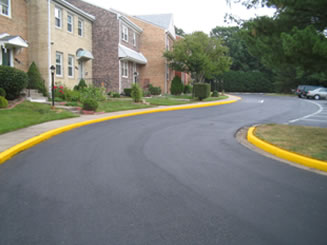 asphalt paving project 6 after