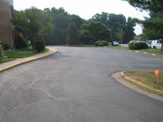 asphalt b6 - Asphalt Paving Projects