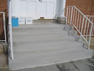 concrete project 5