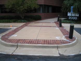 concrete paving - fairfax, va