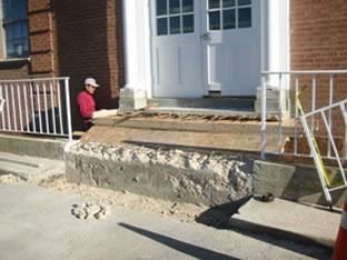 concrete project 6