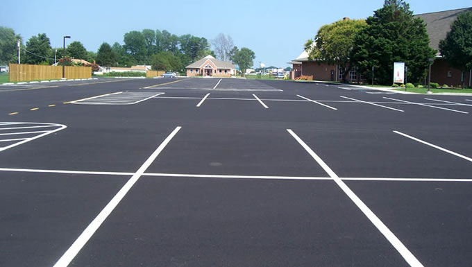 Asphalt Maintenance for Churches