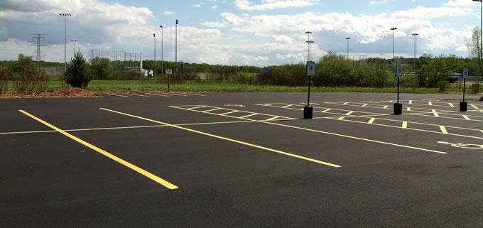 asphalt paving for hotels and restaurants