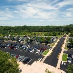DLA-Headquarters-va-parking-lot-pavement-contractor