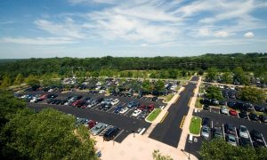 DLA-Headquarters-va-parking-lot-pavement-contractor