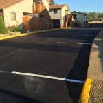 HOA Pinewood Village Paving